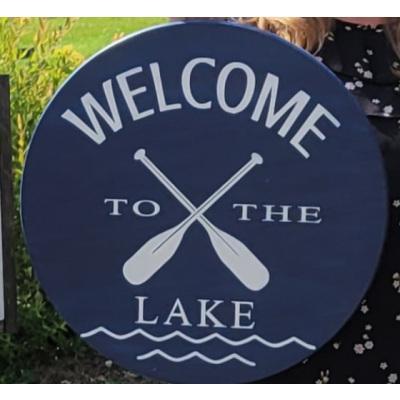 LAKE SIGNS